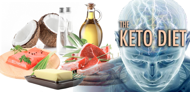 Foods of a Diet Using Ketosis